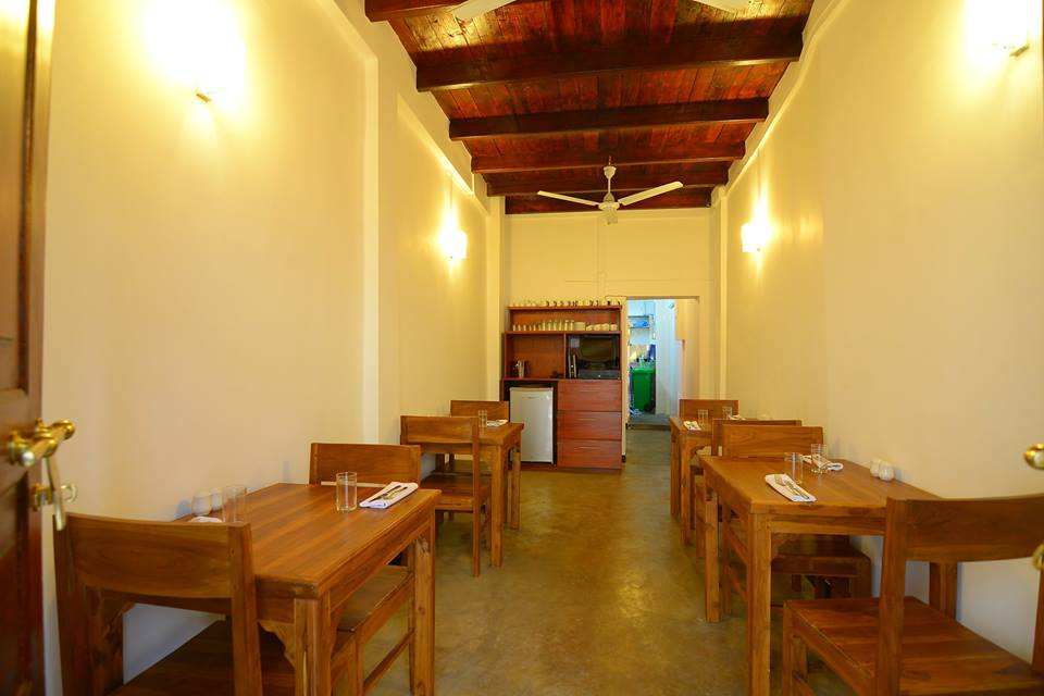 """Mirisgala"" restaurant @ Galle Fort"